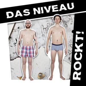 Das Niveau_Rockt_Album_Cover