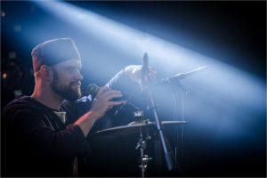 Sören Vogelsang live mit Band