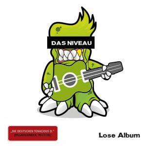 Das Niveau_Lose Album_Cover