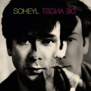 SOHEYL_ANGST_Album Cover