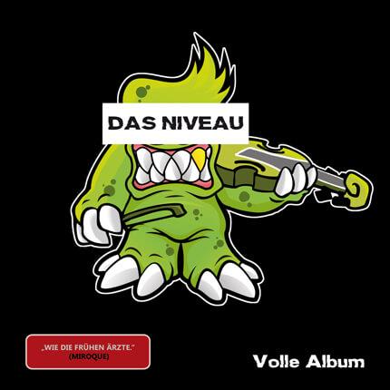 Das Niveau_Volle Album_Cover