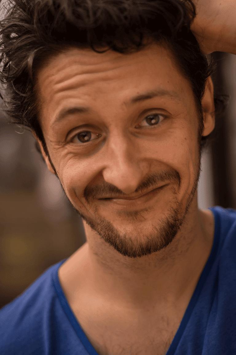 Sören Vogelsang - Musiker, Schauspieler, Blogger