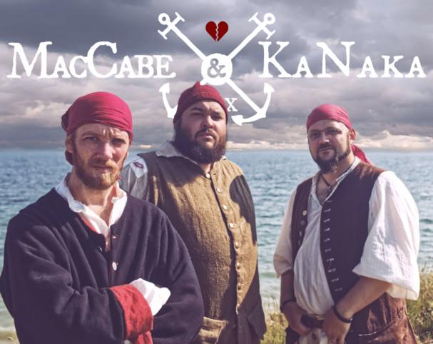 MacCabe KaNaka Bandfoto