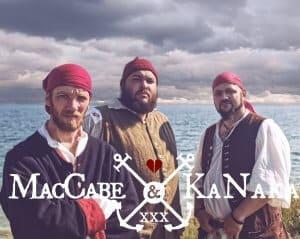 Die Band MacCabe KaNaka